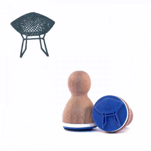 Ministempel - Bertoia chair