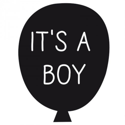 Stempel - It's a boy