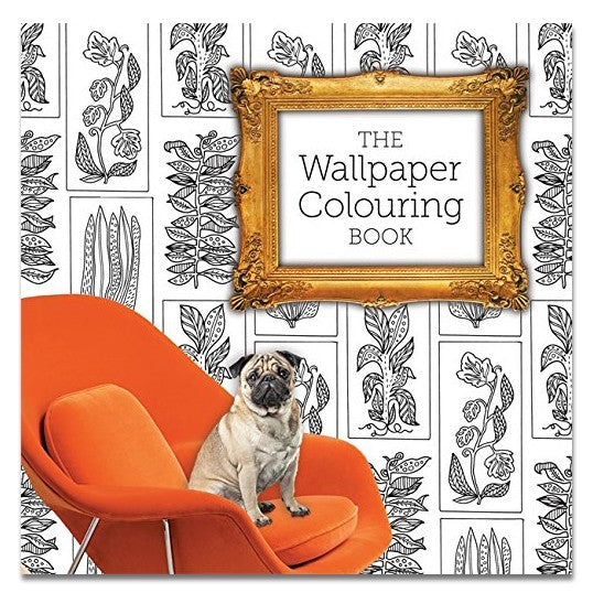 Wallpaper Colouring Book