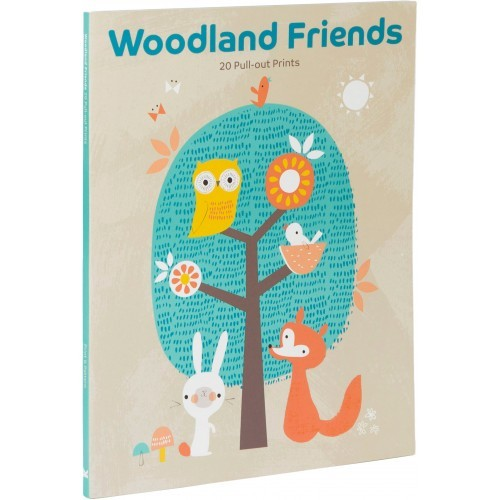 Woodland Friends (20 prints)