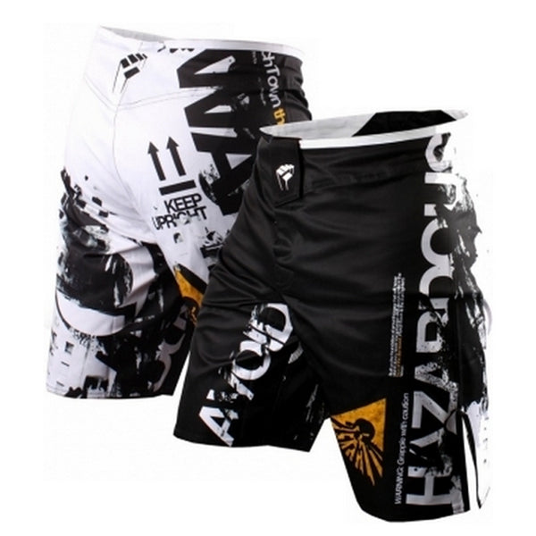 Keep Upright MMA Shorts