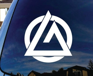 BJJ Vinyl Window Decal - Unparalleled Martial Arts