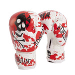 Red Skull TKO Boxing Gloves