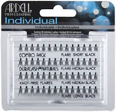 Ardel  Individual Lashes Combination pack