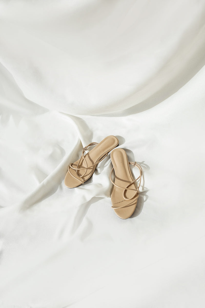 Bryn Sandals In Oatmeal