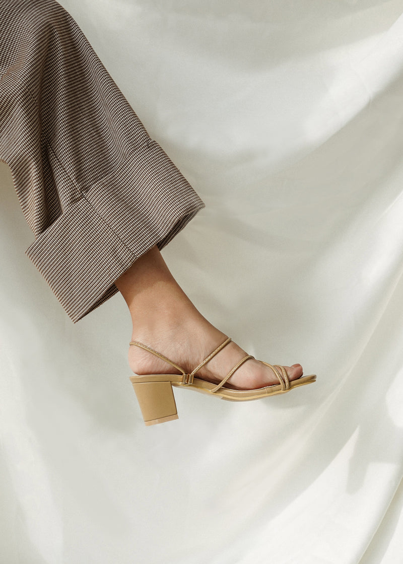 Lilou Heels In Sand