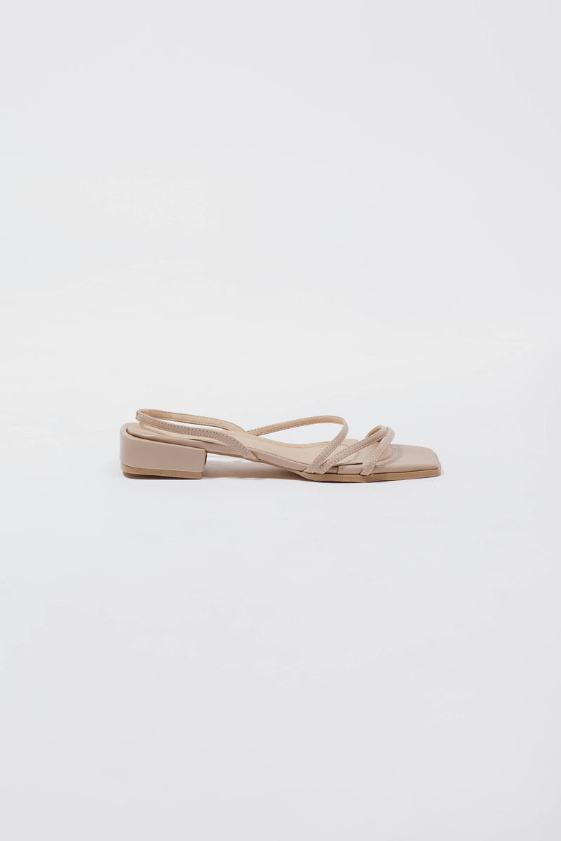Emma Sandals in Mauve