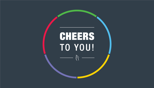CHEERS TO YOU - Tiesta Tea