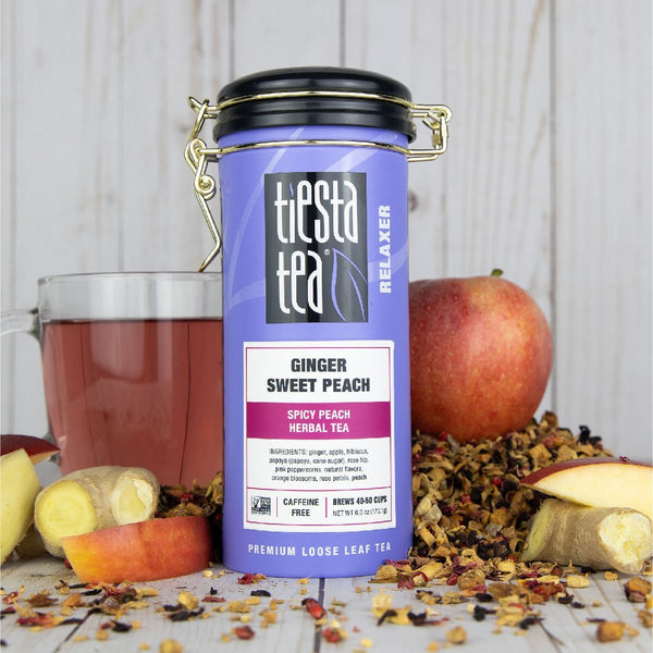 Ginger Sweet Peach - Tiesta Tea
