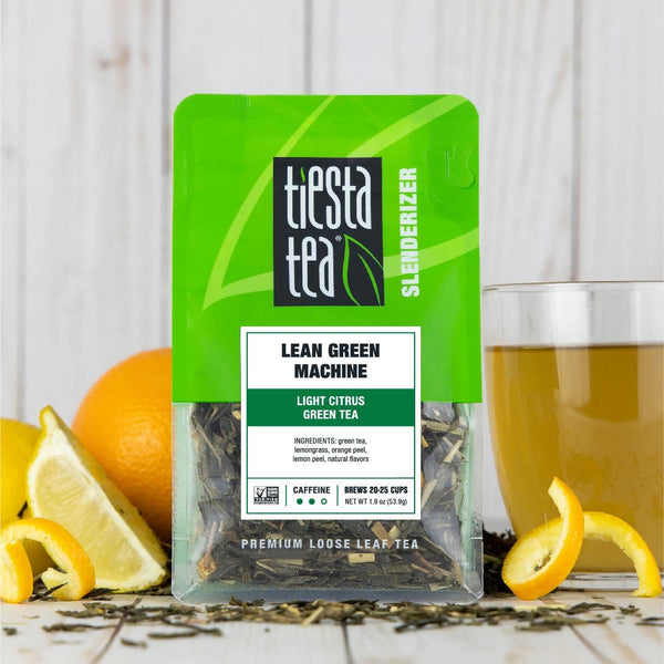 Lean Green Machine - Tiesta Tea