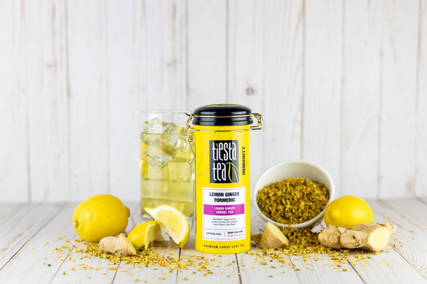 Lemon Ginger Turmeric - Tiesta Tea