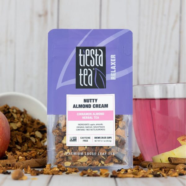 Nutty Almond Cream - Tiesta Tea