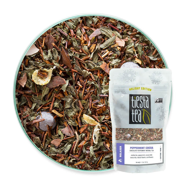 Peppermint Cocoa - Tiesta Tea