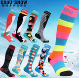 Snow warm ski stockings women men thick thermal snowboarding outdoor sports socks high quality - Free Shipping Pros