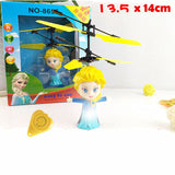 Minion Fly Flashing helicopter Hand Control RC Toys Minion Helicopter  Quadcopter Drone Ar.drone with LED - Free Shipping Pros