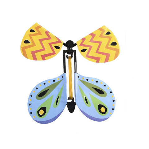 Flying Butterfly Wind Up Swallow Tail Butterfly Classic - Close Up Magic Set Funny Toy For Romance - Free Shipping Pros