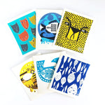 Spruce Dish Cloths - Set of 6 - Animals