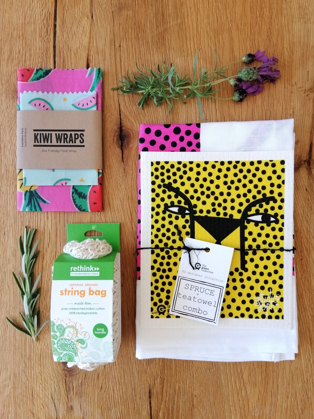 Eco Living Gift Pack