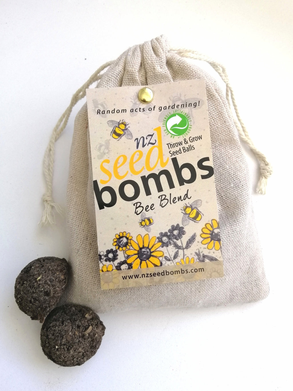 Seed Bombs - Bee Blend