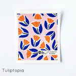 Spruce Dish Cloth - Tuliptopia