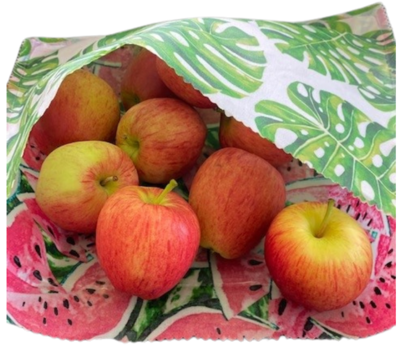 NEW Produce Bags for the Fridge Large - Assorted designs