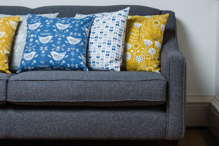 Celebrate Midsummer with Scandi Cushions