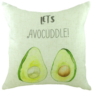 5 A Day Avocuddle Cushion