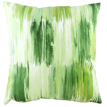Longbeach Green Cushion