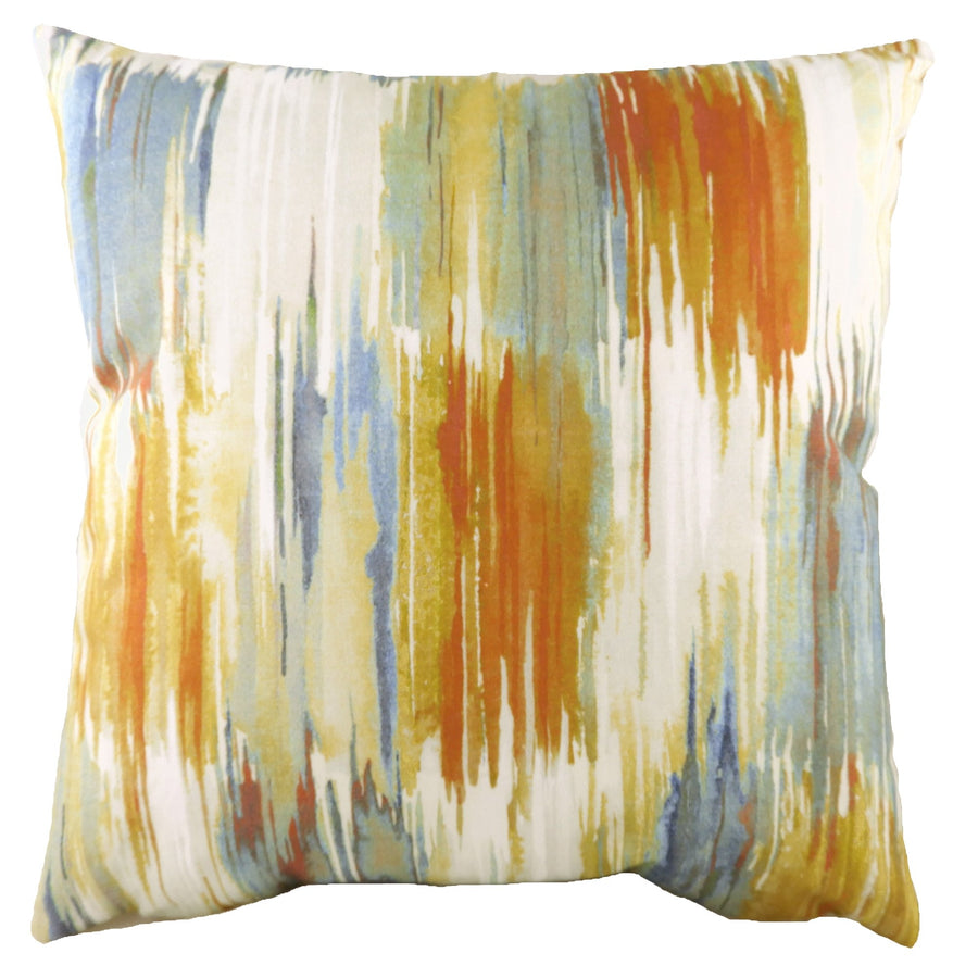 Longbeach Orange Cushion