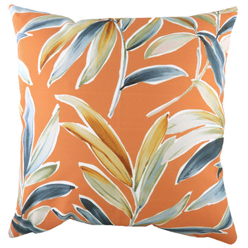 Ventura Orange Cushion