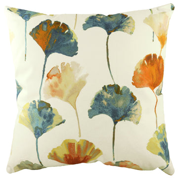 Camarillo Orange Cushion