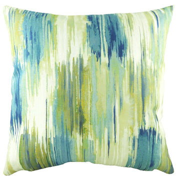 Longbeach Blue Cushion