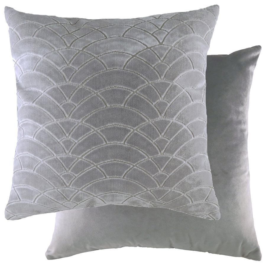 Dinaric Smoke/Velvet Steel Cushion