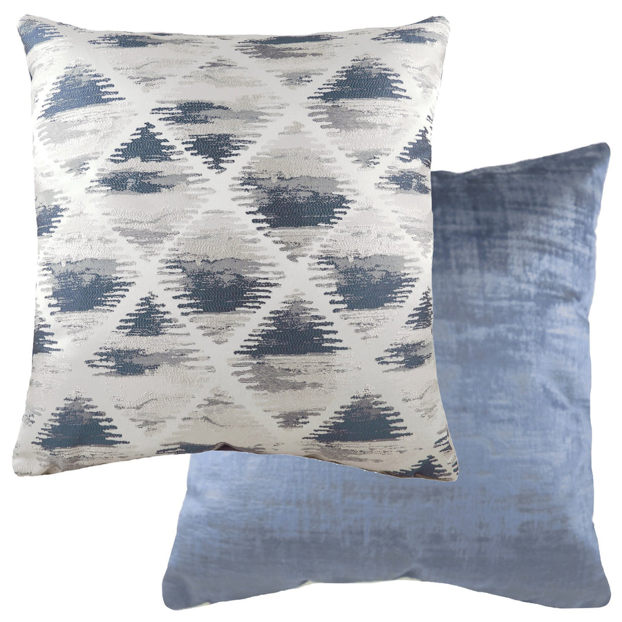 Ettrick Indigo Cushion