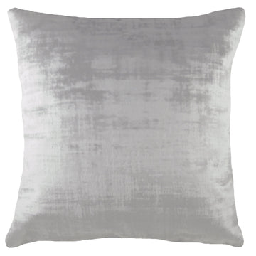 Ettrick Plain Silver Cushion