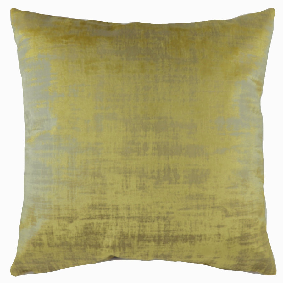 Ettrick Plain Citrus Cushion