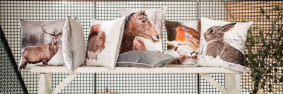 Photo Horse Cushion