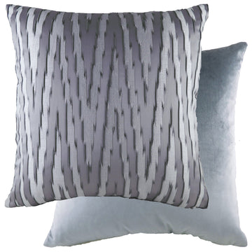 Fenix Slate/Velvet Dark Grey Cushion