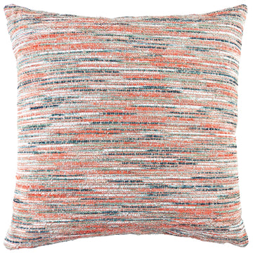 Flourish Coral Cushion