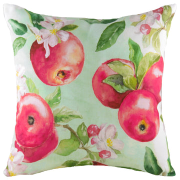 Fruit Apples Cushion