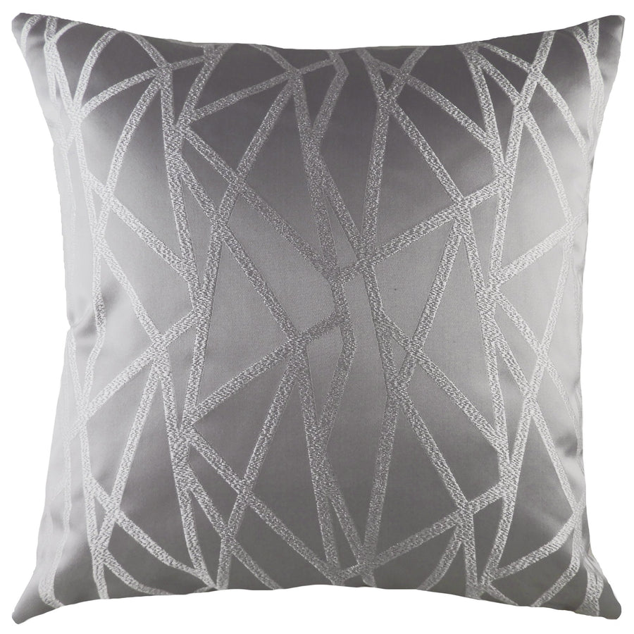 Geomo Dark Grey Cushion