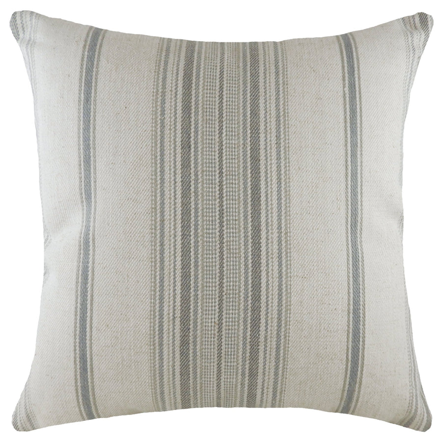 Glendale Stripe Grey Cushion