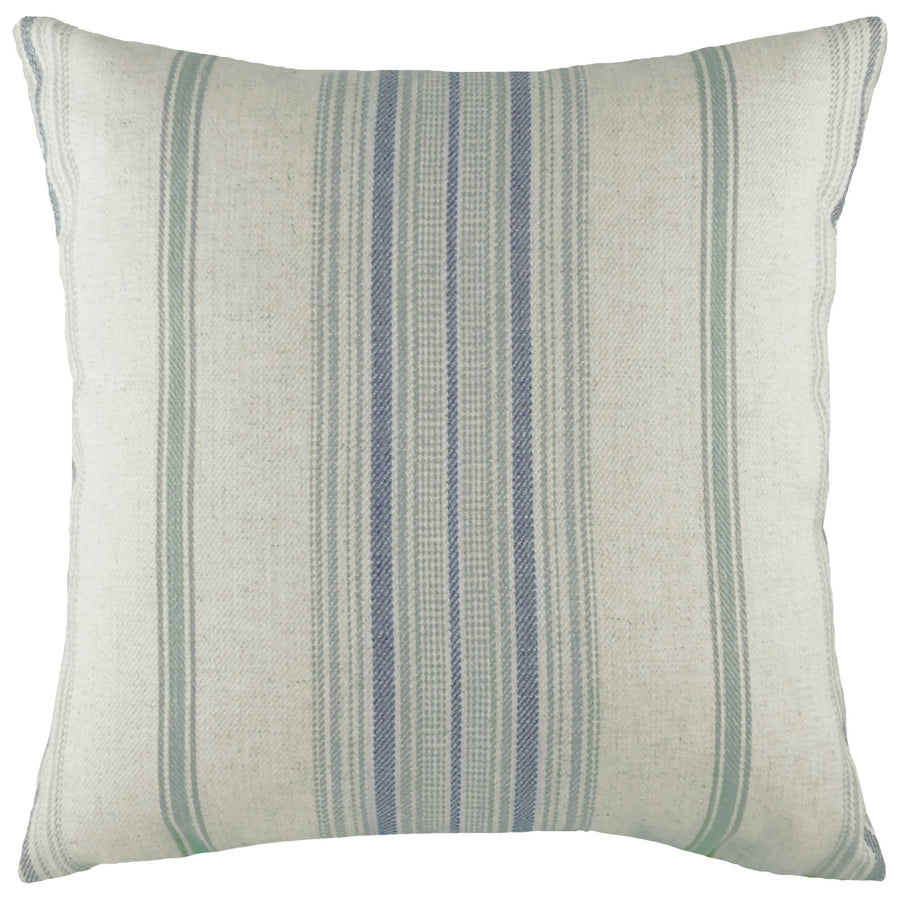 Glendale Stripe Blue Cushion