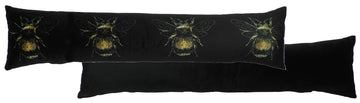 Gold Bee Black Draught Excluder