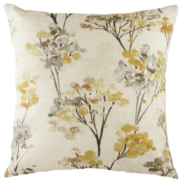 Hana Ochre Cushion