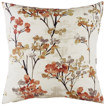 Hana Burnt Orange Cushion