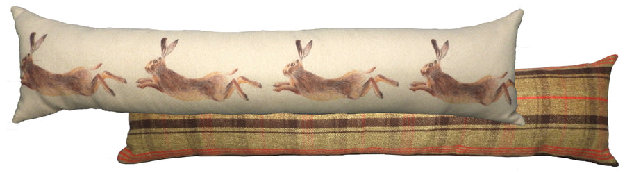 Hunter Leaping Hare Draught Excluder