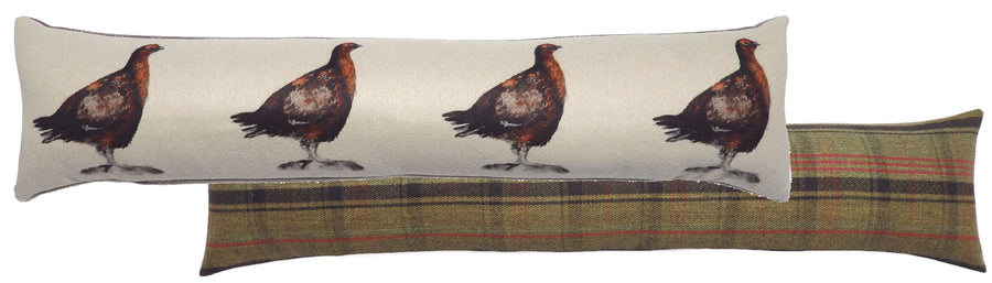 Hunter Grouse Draught Excluder