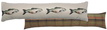 Hunter Salmon Draught Excluder
