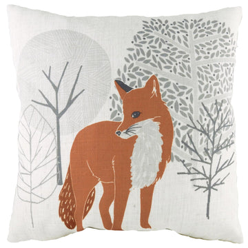 Hulder Fox Natural Cushion